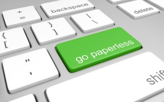 Scanning solutions can help your business go paperless, saving time and money.