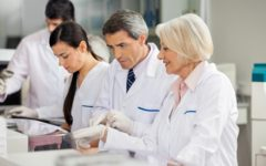 Automated workflows increase efficiency for health care research